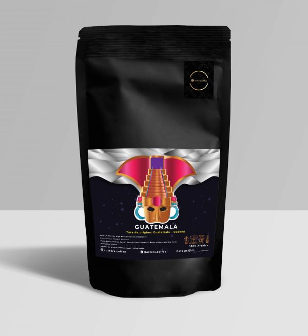 Rosters Coffee, cafea de specialitate Arad, prajitorie cafea, cafea guatemala, blend guatemala
