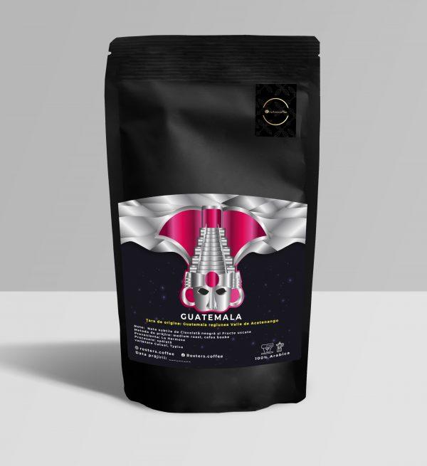 Rosters Coffee Arad - Cafea de specialitate - Prajitorie cafea - blend guatemala
