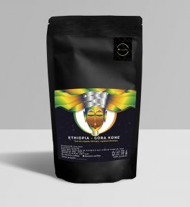 Rosters Coffee Arad - Cafea de specialitate - Prajitorie cafea - blend Ethiopia Gora Kone